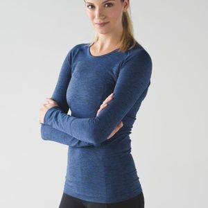 Lululemon Swiftly Tech Long Sleeve Crew Size 10